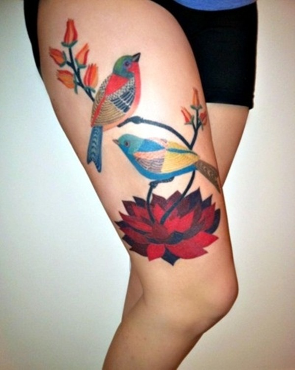 55 beautiful bird tattoos