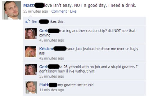 funny facebook statuses