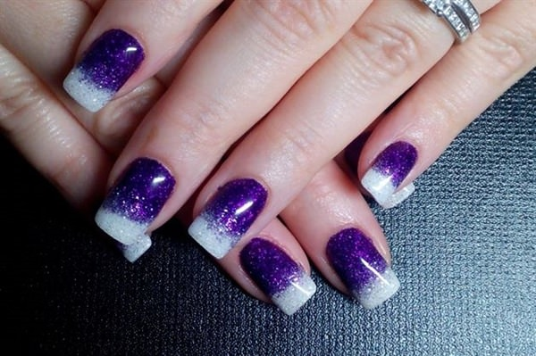 42 Stunning French Nails You Can Go Crazy Over