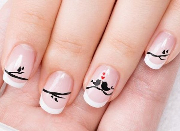 30 Incredible Valentines Day Special Nail Art That Will Enhance Your
