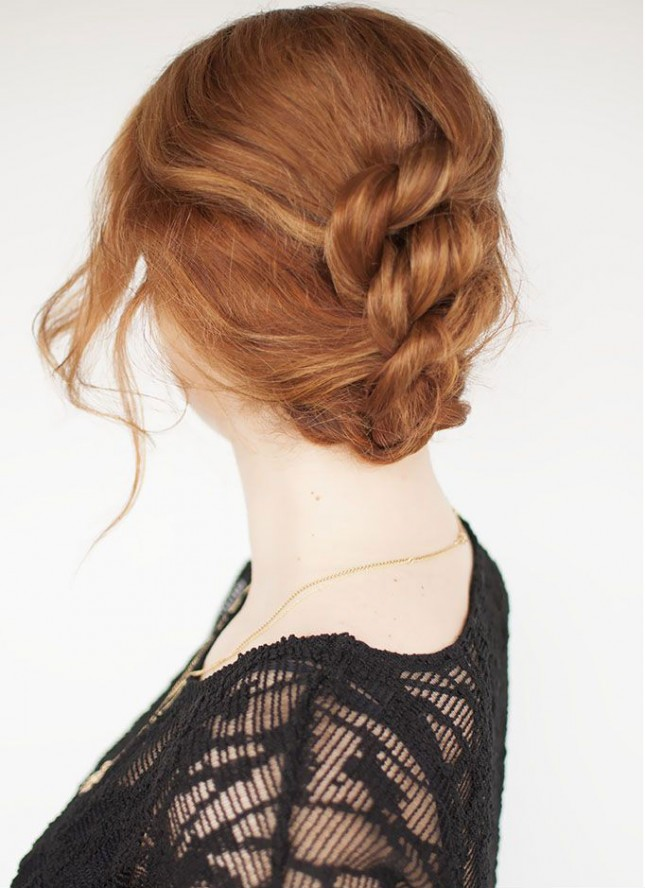 27 Elegant Office Hairstyles That You Should Have A Look At