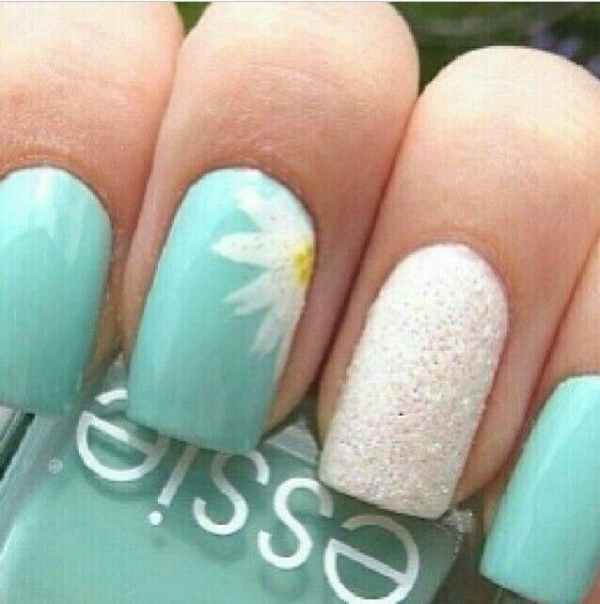 25 Simple Yet Classy Nail Art Design For Lazy Girls