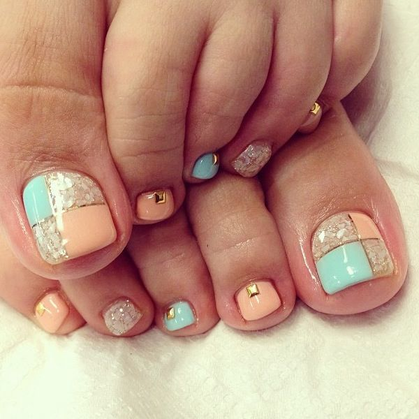 27 gorgeous toe nail art designs that you should got to have toenail art designs 6 prinsesfo Gallery