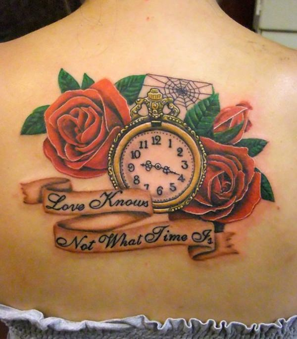 Gorgeous Rose Tattoos Which Will Make You Go Crazy In No Time