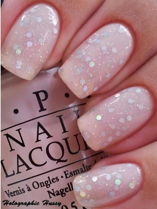 Fascinating Pink Nail Art Design Which Will Dazzle You For Sure