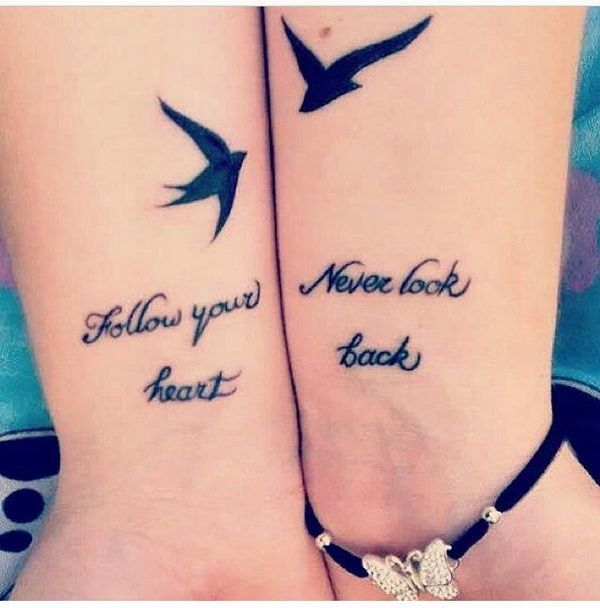 Incredible Friendship Tattoos That Will Inspire You
