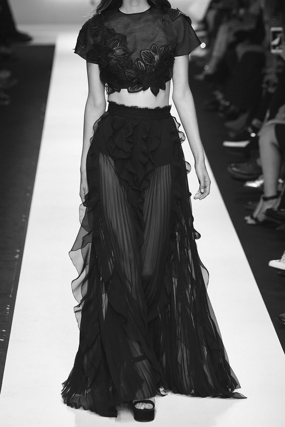 Image_4_Emanuel Scervino crop top and skirt