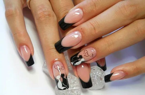black-and-white-nail-designs-46