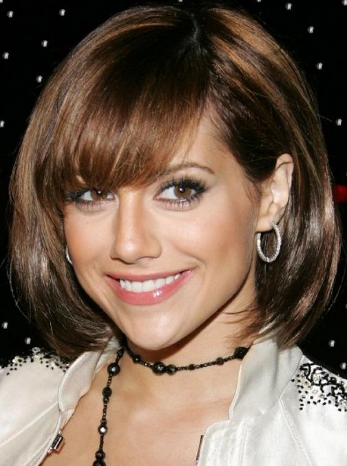 how to get volume side swept bangs
