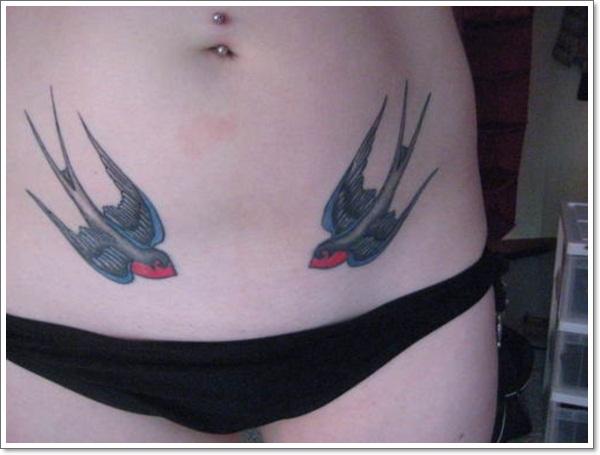 swallows-tattoos-designs