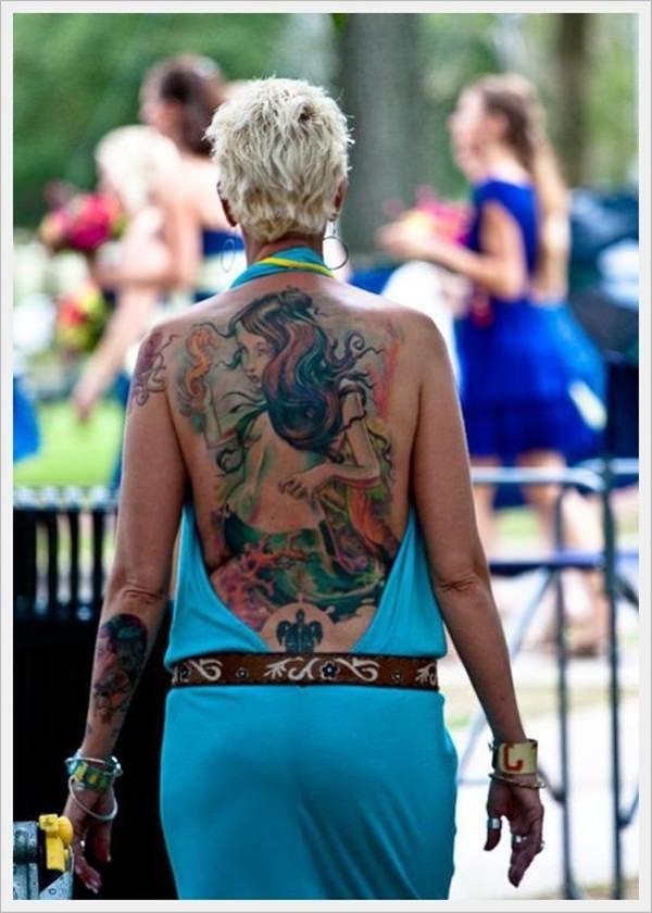 mermaid tattoos 2
