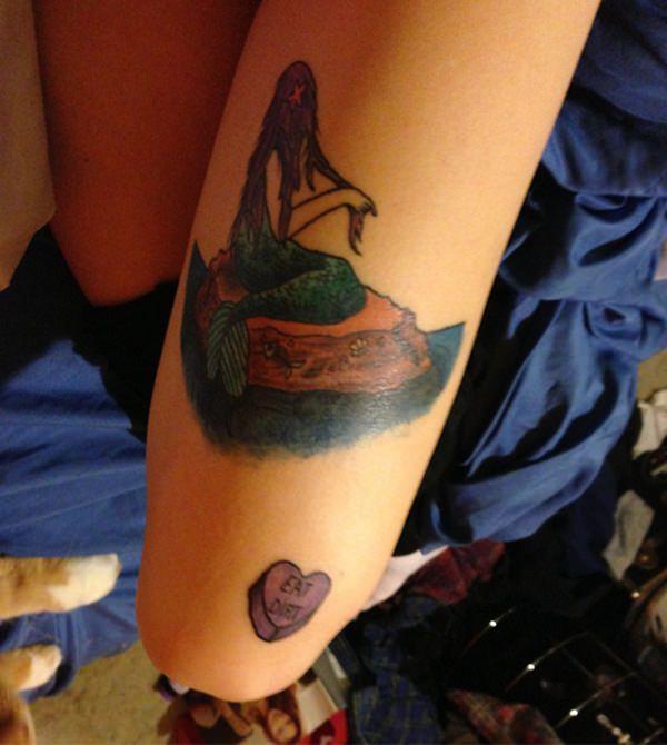 mermaid tattoos 245