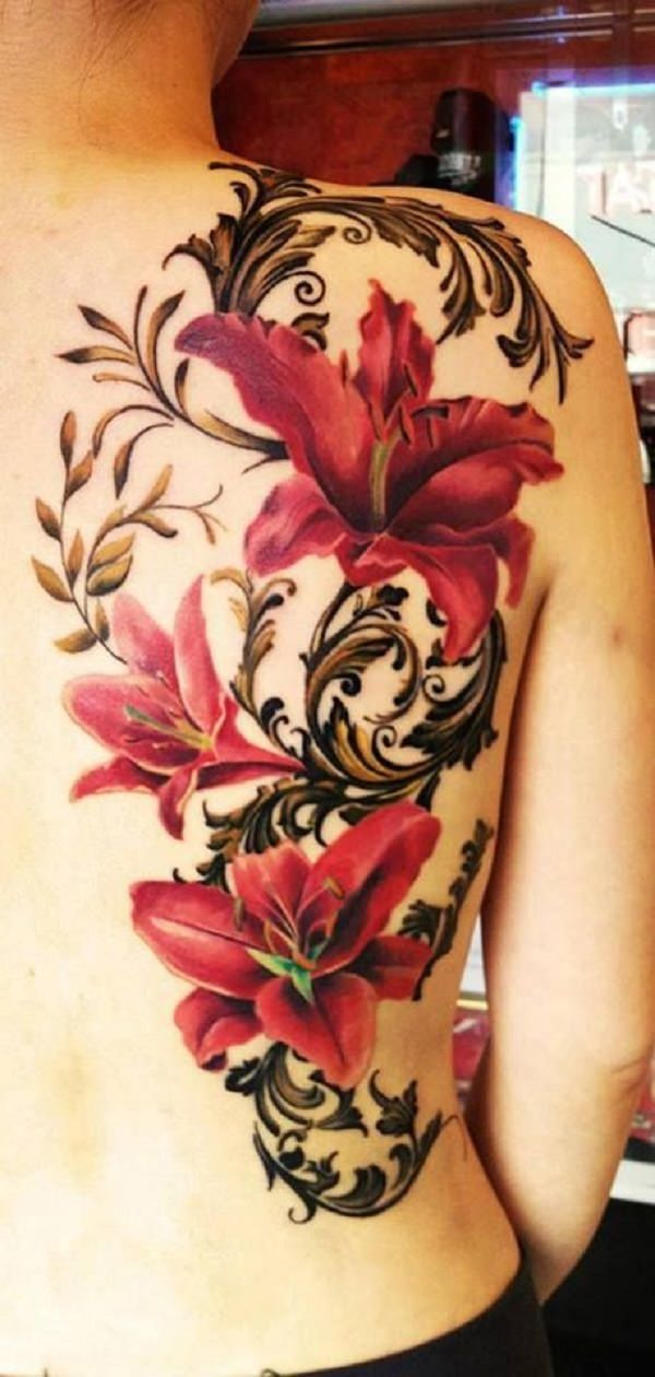 67110416-lily-tattoo-designs-