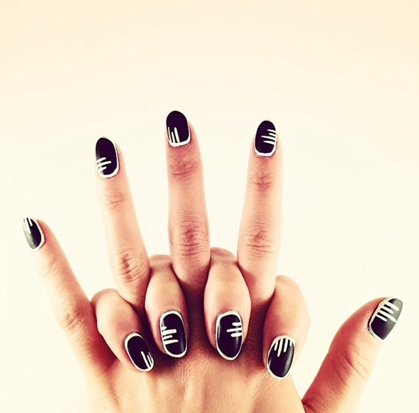black-and-white-nail-designs-28