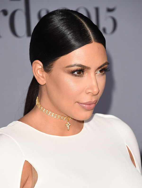 LOS ANGELES, CA - OCTOBER 26: TV Personality Kim Kardashian West attends the InStyle Awards at Getty Center on October 26, 2015 in Los Angeles, California. (Photo by Jason Merritt/Getty Images for InStyle)