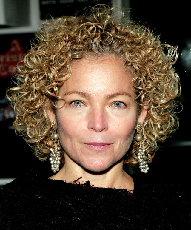 NEW YORK - NOVEMBER 07: (U.S. TABS AND HOLLYWOOD REPORTER OUT) Actress Amy Irving attends the Primary Stages Gala benefit dinner honoring Tony Award winning director/choreographer Susan Stroman at Tavern on the Green November 7, 2005 in New York City. (Photo by Paul Hawthorne/Getty Images)