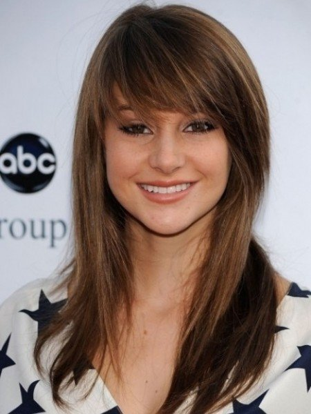 Miley Cyrus Cute Long Hairstyles With Layers Medium Long Haircuts With Layers And Bangs - Proper Hairstyles